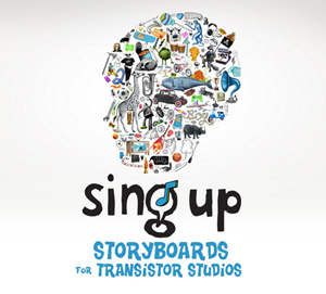 sing up credits Final